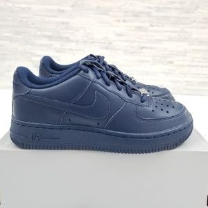 New NIKE Air Force 1 QS (GS) Sneakers
